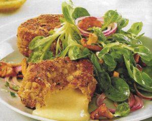 Camembert Nuss Ecke
