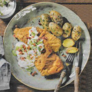 Hessisches Schmandschnitzel