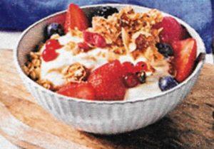 Multivitamin-Frühstück