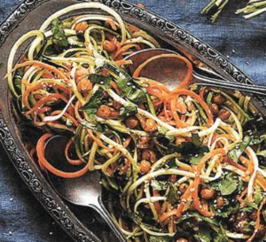 Orientalischer Gemüsesalat