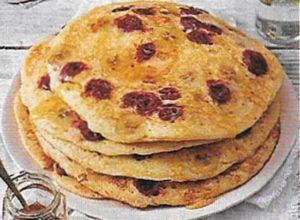 Kiba-Pfannkuchen