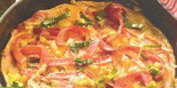 Paprika Omelette