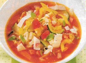Italienischer Gemüseeintopf