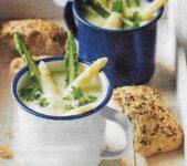Fruchtige Spargel Suppe