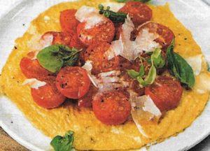 Gesundes Omelett